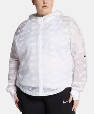 Nike Plus Size Air Hooded Running