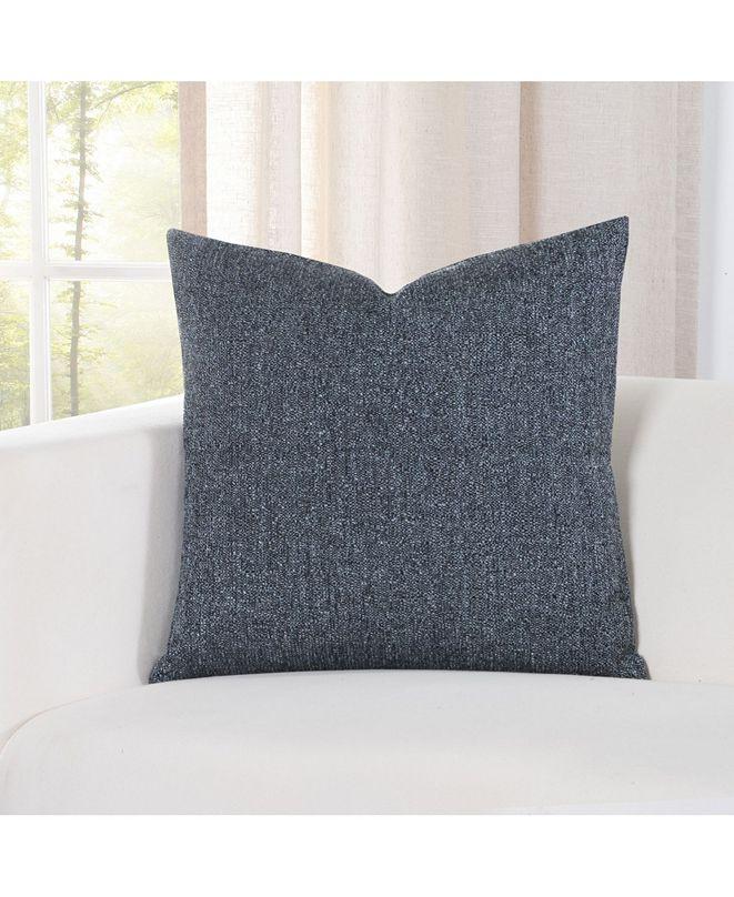 "PoloGear Belmont Blue Eyes 26"" Designer Euro Throw Pillow"