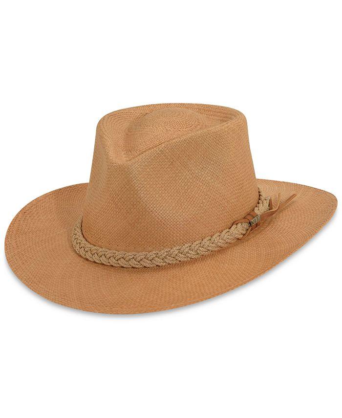 Scala - Men's Panama Outback Hat
