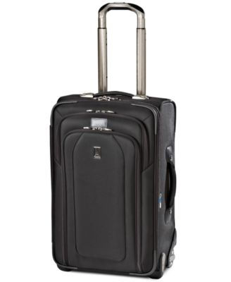 "CLOSEOUT! Travelpro Crew 9 22"" Rolling Carry On Expandable Suitcase"