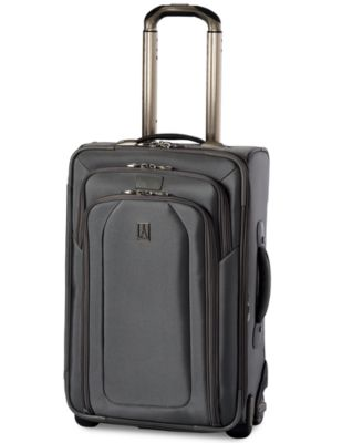"""CLOSEOUT! Travelpro Crew 9 22"""" Rolling Carry On Expandable Suitcase"""