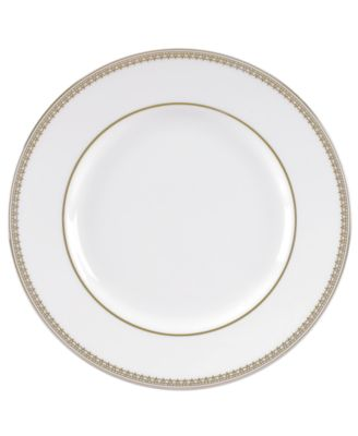 Vera Wang Wedgwood Lace Gold Appetizer Plate