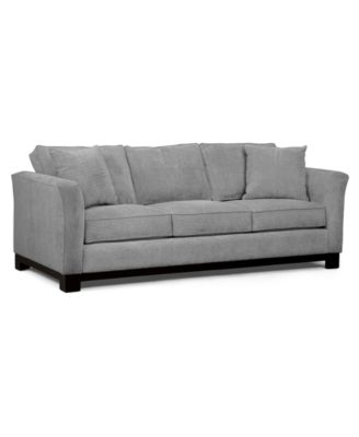 Kenton Fabric Sofa Bed Queen Sleeper Furniture Macy S