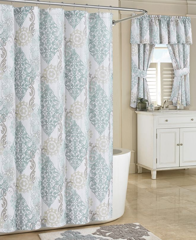 J Queen New York Galileo Shower Curtain Collection