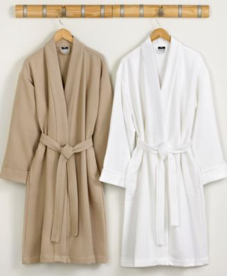 Hotel Collection Pique Kimono Bathrobe