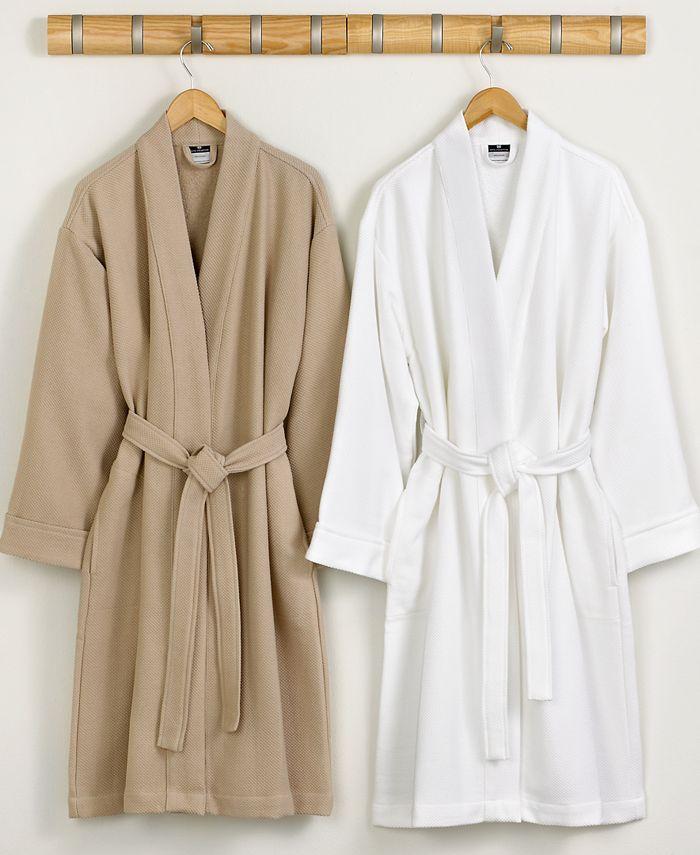 Hotel Collection - Pique Kimono Bathrobe