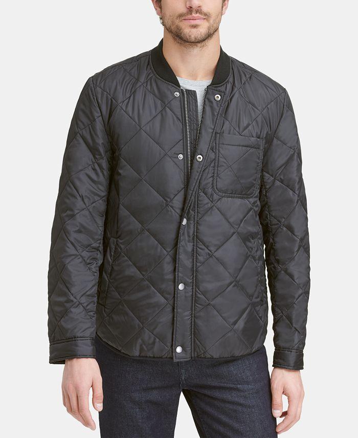 Cole Haan - Men's Quilted Jacket
