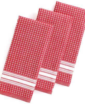 Martha Stewart Collection Waffle Weave Kitchen Towels Kitchen Gadgets Kitchen Macy 39 S