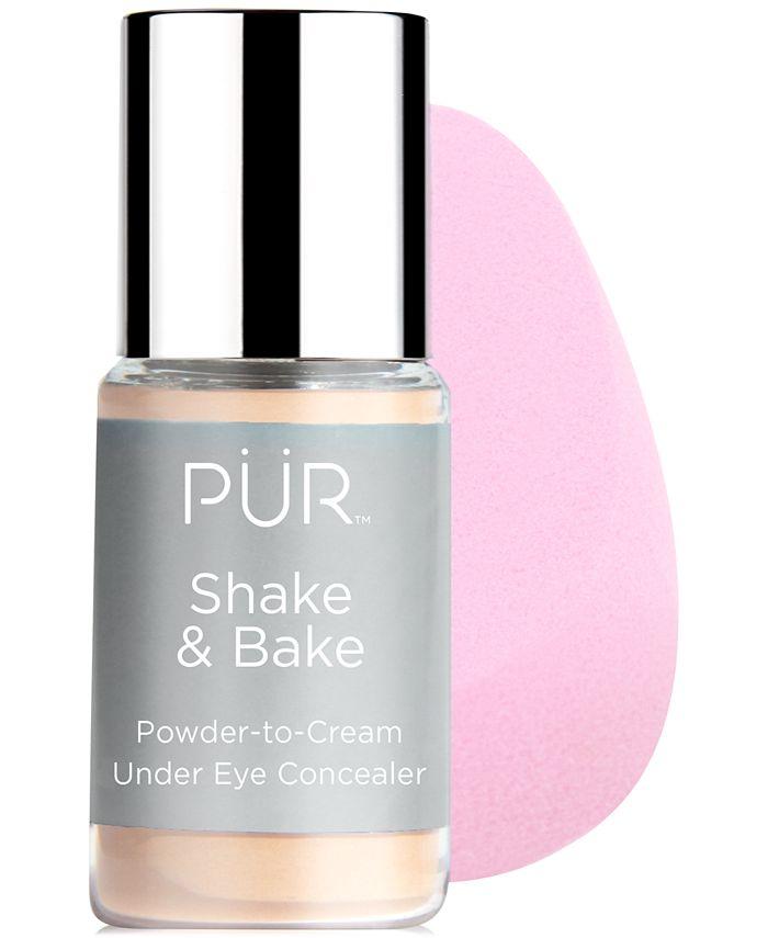 PÜR - Shake & Bake Powder-To-Cream Under-Eye Concealer
