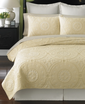 Martha Stewart Collection Bedding, Cornice Standard Sham Bedding