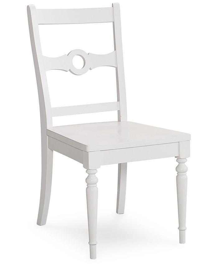 Furniture - Ladder Back Side Chair