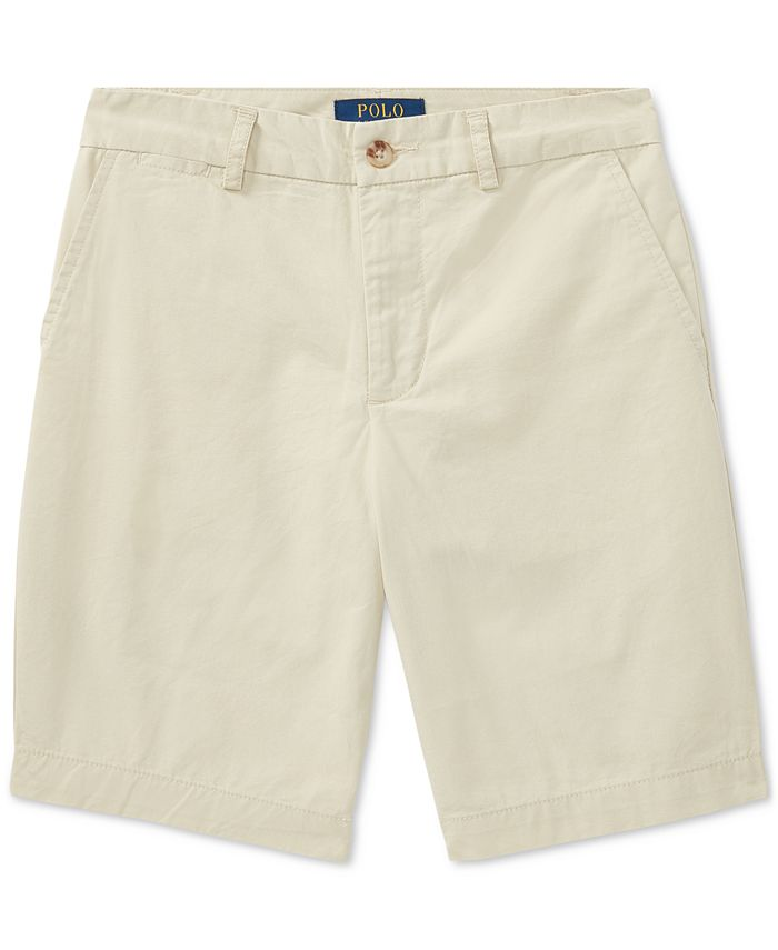 Polo Ralph Lauren - Cotton Chino Shorts, Big Boys