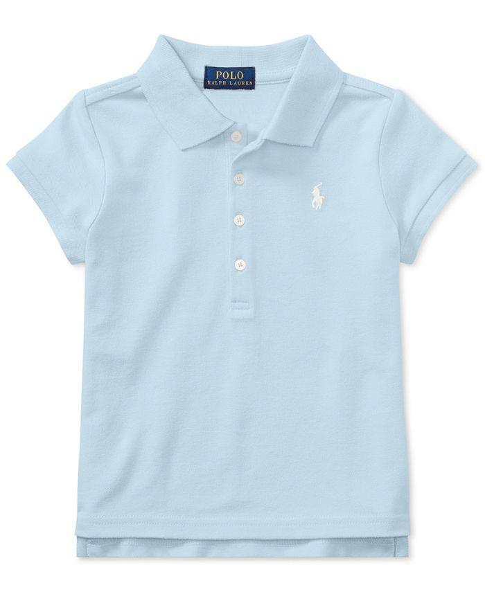 Polo Ralph Lauren - Little Girls' Polo Shirt