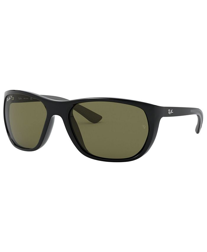 Ray-Ban - Polarized Sunglasses, RB4307 61