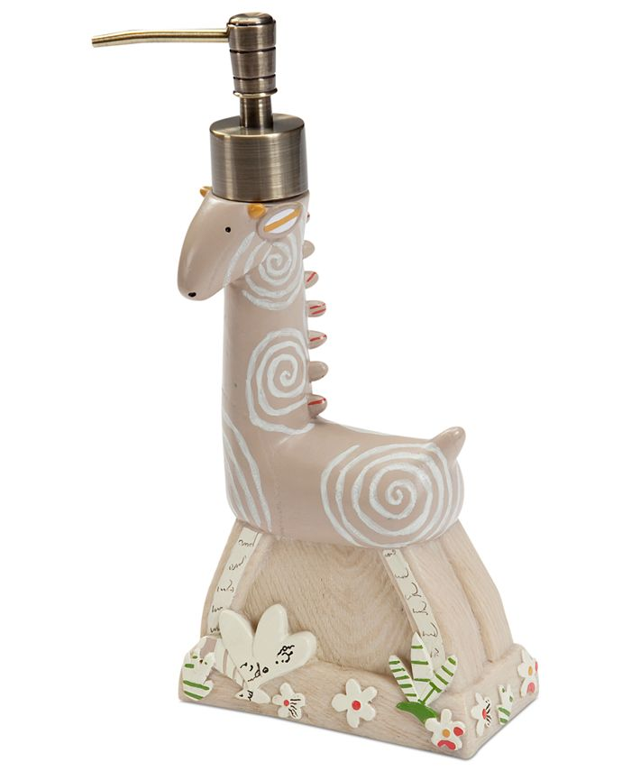 Creative Bath - Animal Crackers Soap and Lotion Dispenser