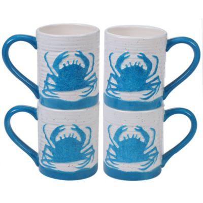Natural Mug, Set of 4