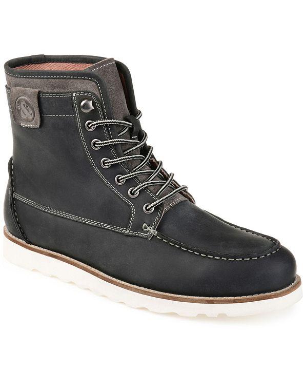 Thomas & Vine Men's Donovan Moc Toe Boot