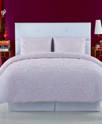 Christian Siriano Pretty Petals Twin Extra Large Comforter Set