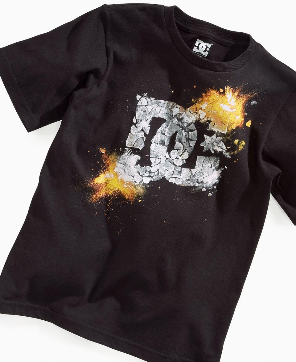 DC Shoes Kids Shirt, Little Boys Kaboom Tee