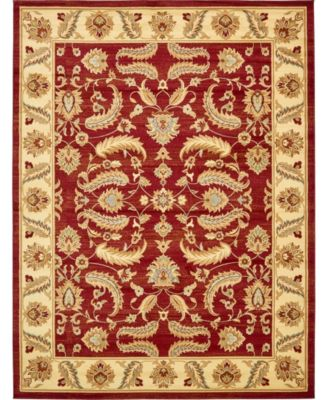 Passage Psg1 Red 10' x 13' Area Rug