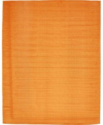 Axbridge Axb3 Orange 10' x 13' Area Rug