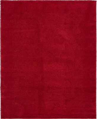 Uno Uno1 Red 8' x 10' Area Rug