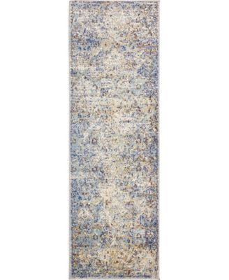 "Ananta Ana2 Tan 2' 2"" x 6' 7"" Runner Area Rug"