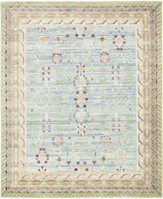 Malin Mal2 Blue 8' x 10' Area Rug