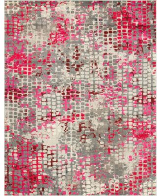 Crisanta Crs4 Pink 8' x 10' Area Rug