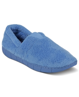Muk Luks Fleece Espadrille Slippers