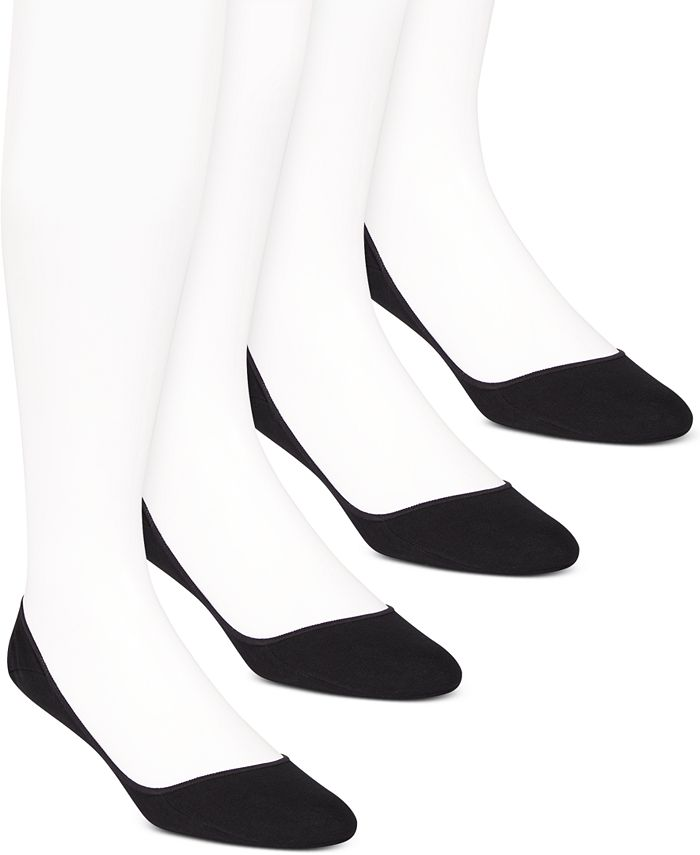 Calvin Klein - Men's 4-Pk. No-Show Socks