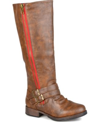 Extra Wide Calf Lady Boot