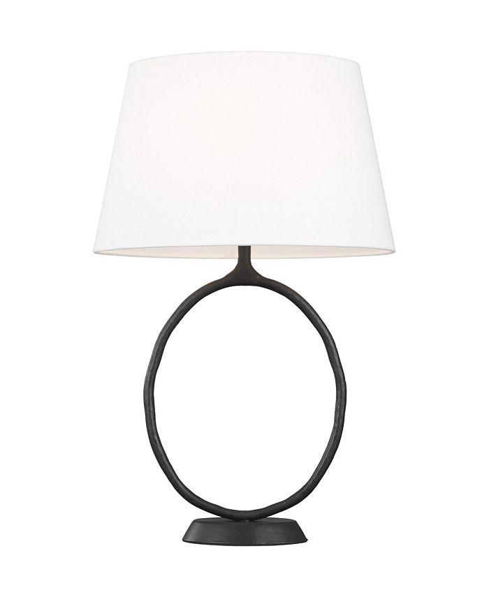 ED Ellen Degeneres - ED Ellen DeGeneres Indo 1-Light Table Lamp