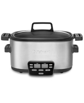Cuisinart MSC-600 Multi Cooker, Cook Central
