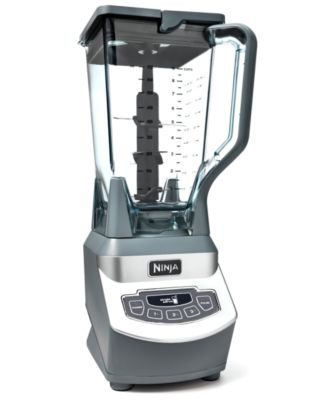Ninja BL660 Professional Blender with Single-Serve Cups