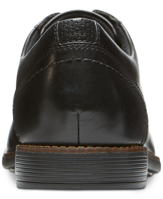 Rockport Men's Slayter Apron-Toe Shoes  & Reviews - All Men's Shoes - Men - Macy's