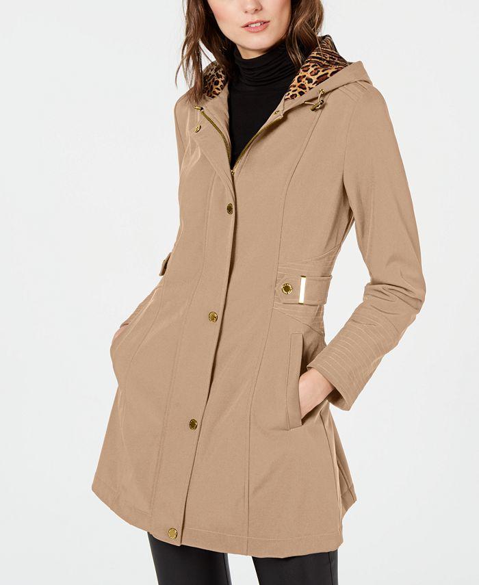 Via Spiga - Hooded Raincoat