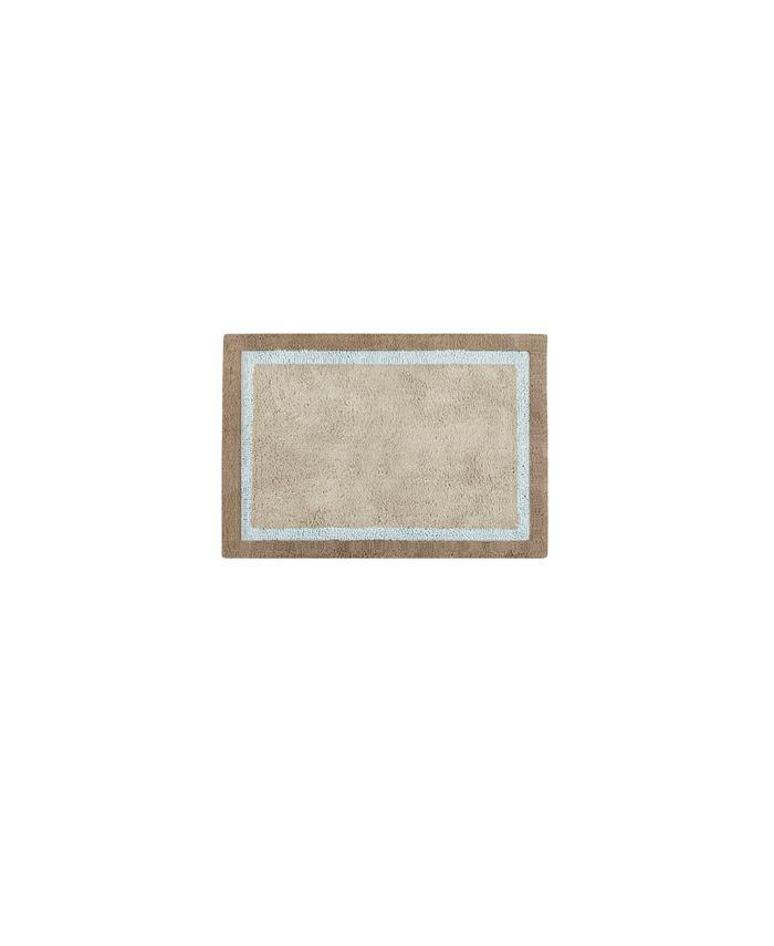 "Madison Park - Amherst Cotton 20"" x 30"" Bath Rug"