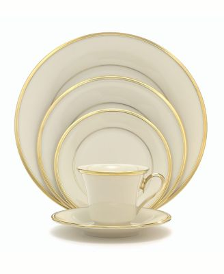 Lenox Solitaire Collection ...  sc 1 st  French-Luxury.com & Dinnerware with classic French style for relaxed elegance.