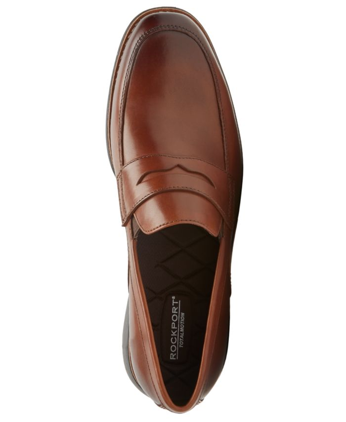 Rockport Men's TMDS Penny Loafers & Reviews - All Men's Shoes - Men - Macy's