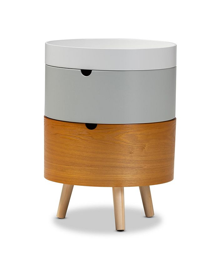 Furniture - Elison Nightstand, Quick Ship