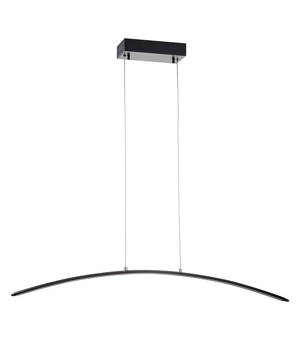 "JONATHAN Y Roxanna 41.5"" Dimmable Adjustable Integrated LED Metal Linear Pendant"