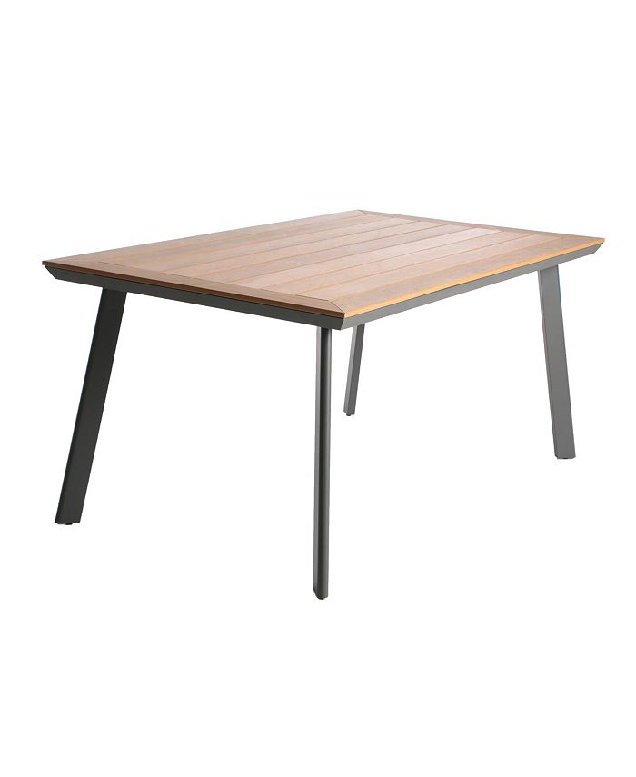 Noble House - Leeds Dining Table, Quick Ship