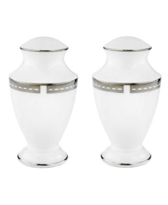 Lenox Dinnerware, Murray Hill Salt and Pepper Shakers