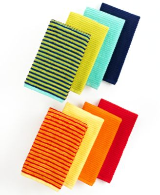 Fiesta Kitchen Towels, Set of 4 Bar Mops