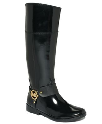 Michael Kors Fulton Harness Rain Boots