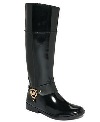 MICHAEL Michael Kors Shoes, Fulton Harness Rain Boots