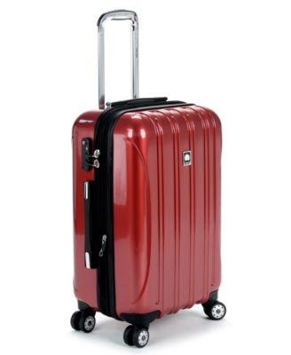 "Delsey Helium Aero 21"" Carry On Expandable Hardside Spinner Suitcase"