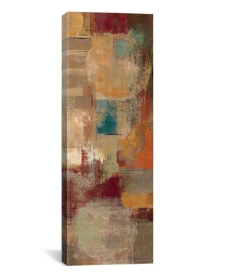 Oriental Trip Panel Ii by Silvia Vassileva Gallery-Wrapped Canvas Print - 36