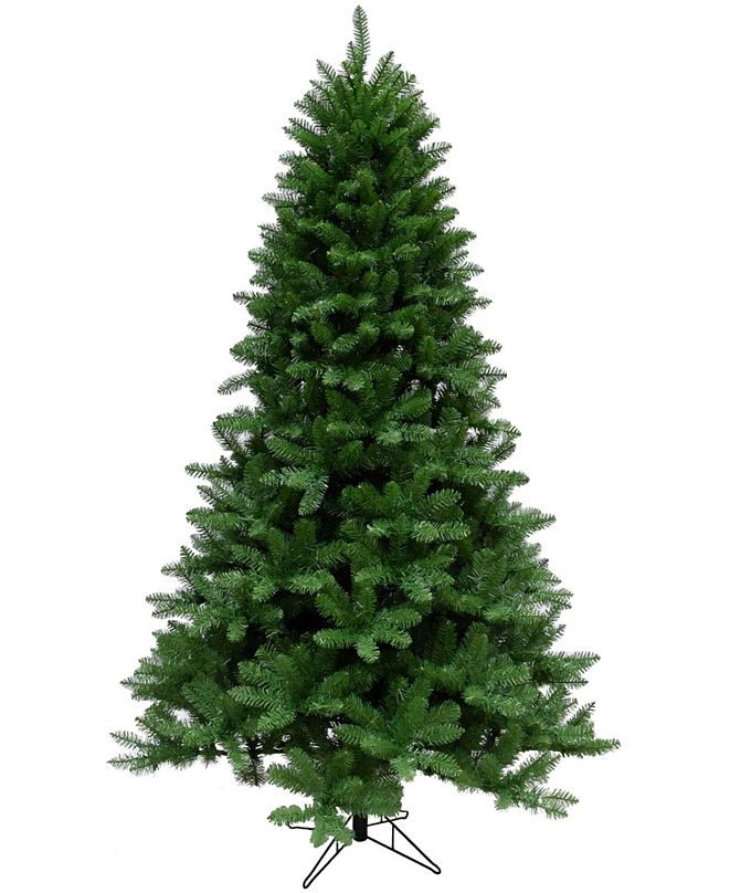 Christmas Time 6.5'. Greenland Pine Artificial Christmas Tree
